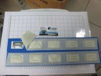 Надпись на капот или багажник Range Rover хром 475*30 мм (бол. буквы)